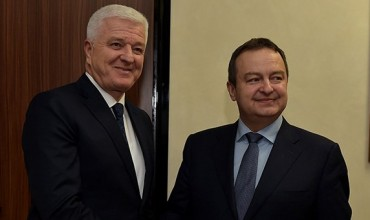 Montenegro and Serbia fostering good neighbourly relations