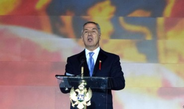 DPS leader Milo Djukanovic nominated as the party's presidential candidate