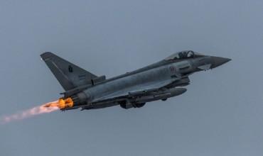 NATO starts air patrols over Montenegro
