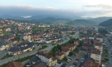 From Rožaje to Peć in 18 minutes