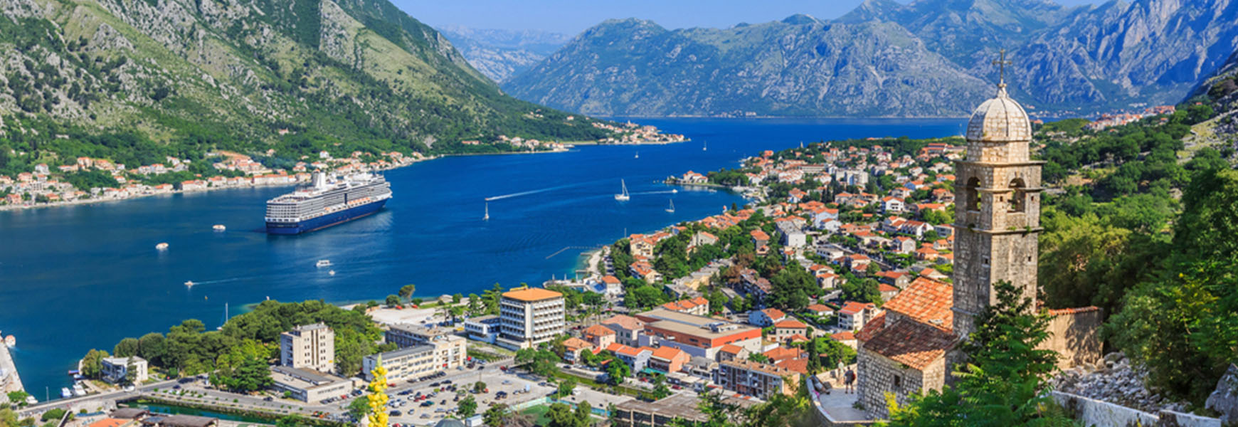 1 m² on the Montenegrin coast up to €4.000