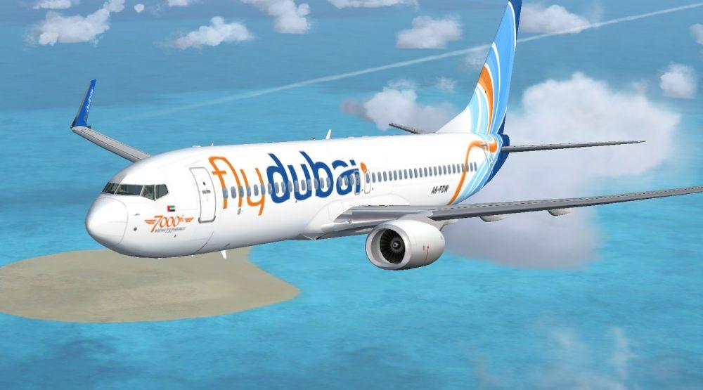 Flydubai: Direct flight Dubai–Tivat