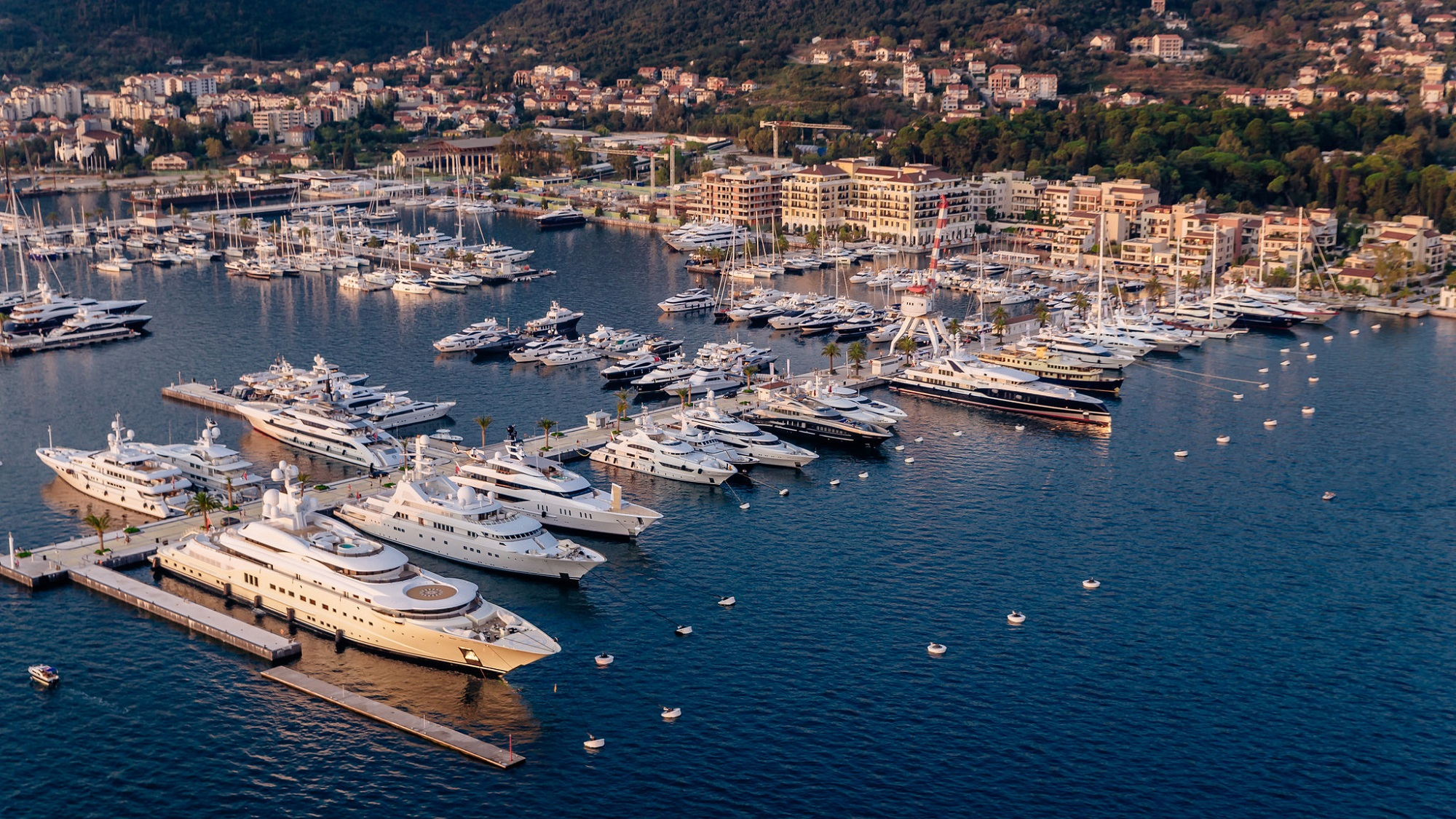 Is the Best Superyacht Marina in Monaco, Miami, Maui, Or… Montenegro? – Forbes