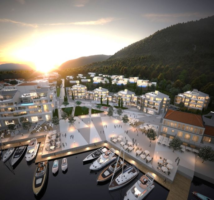 Marina Shores Apartments: THE NEXT BIG THING: PORTONOVI, MONTENEGRO