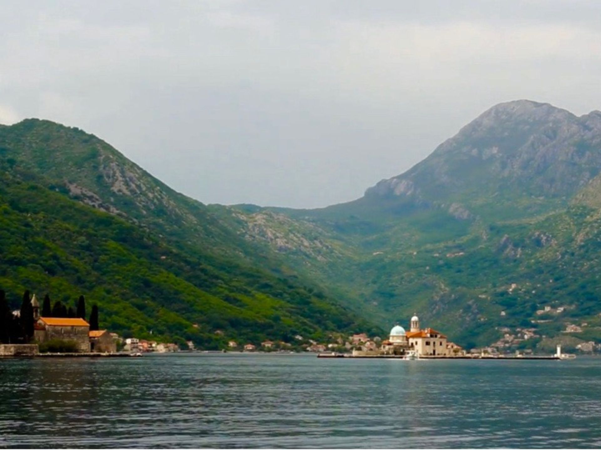 Take Me Away: The floating church of Montenegro – USA Today