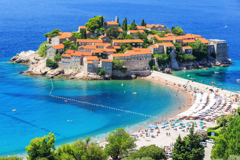 Montenegro on the list of hot travel destinations 2019