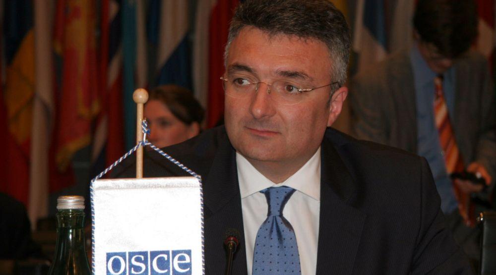 Vlahovic ambassador to Vatican