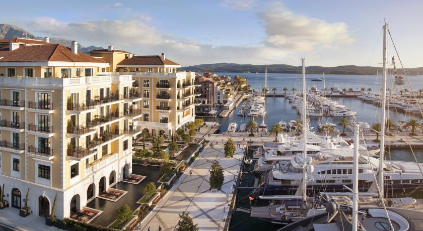 Award from Britain: Porto Montenegro the best marine in the world