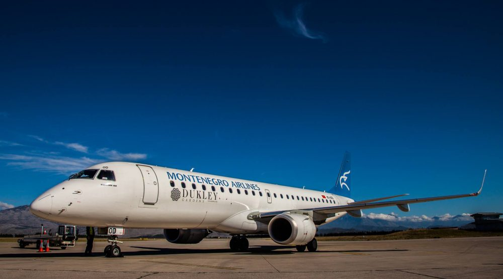 Montenegro Airlines brings €150-200m to tourism industry
