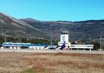 Tivat Airport maintains growth