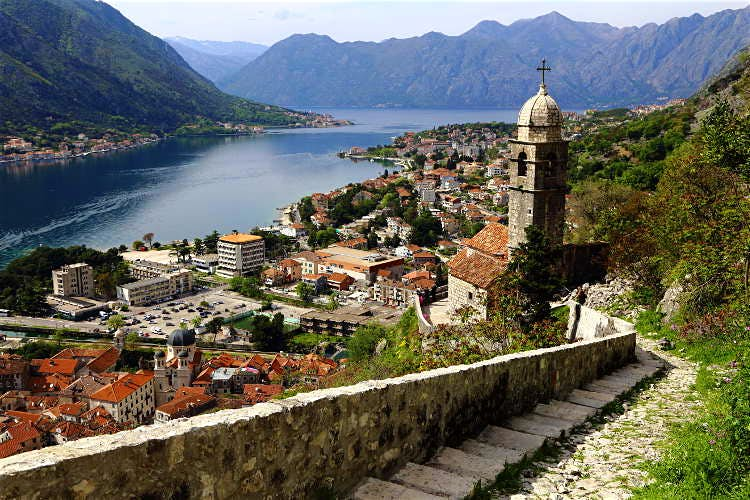 Port Kotor in top 5 cruising destinations