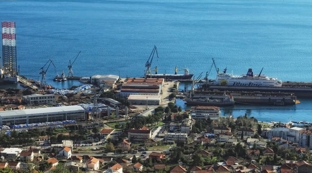 Adriatic Marinas and Damen bought a part of shipyard's infrastructure