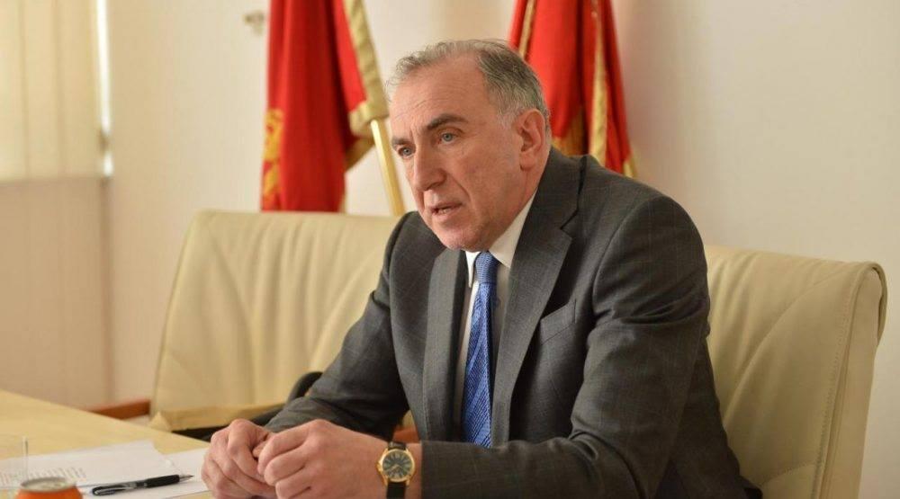 Stankovic's order: No arrest for Medojevic