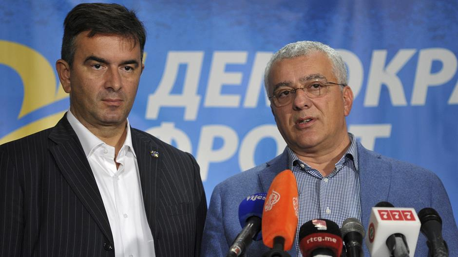 DF left Parliament: They require Vujisic, Scepanovic, Konatar to be released