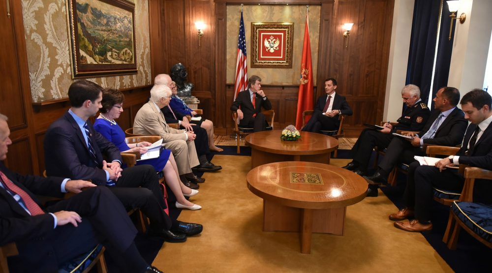 Boskovic: Montenegro will continue to be a stability factor in the region