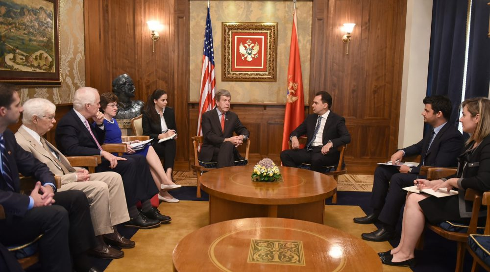 Montenegro remains a regional stability promoter