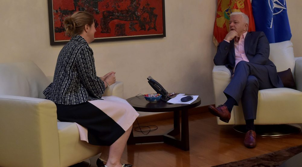 Markovic-Kemp: British investors interested in Montenegro