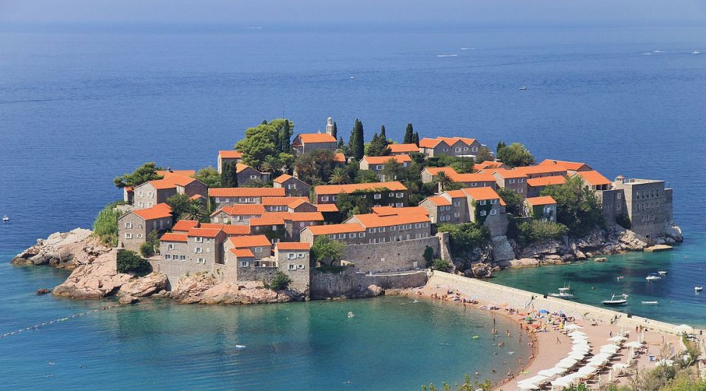 Aman Sveti Stefan: Apartment costing €5.000 per night most visited
