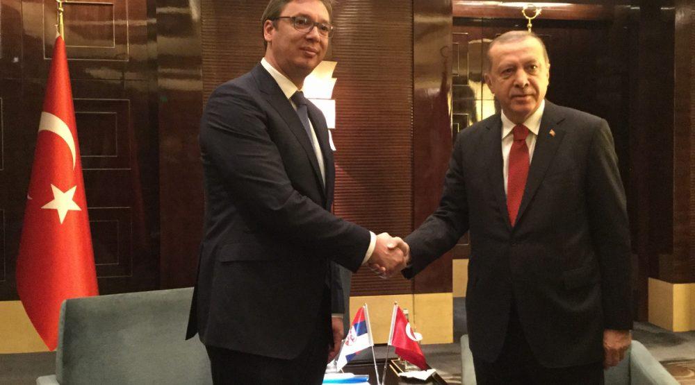 Erdogan to visit Serbia