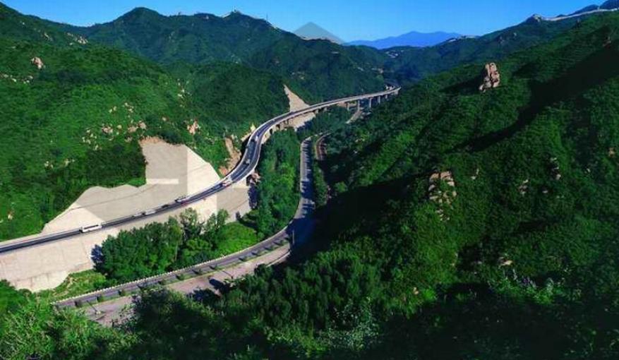 CRBC building 11 tunnels and 8 bridges