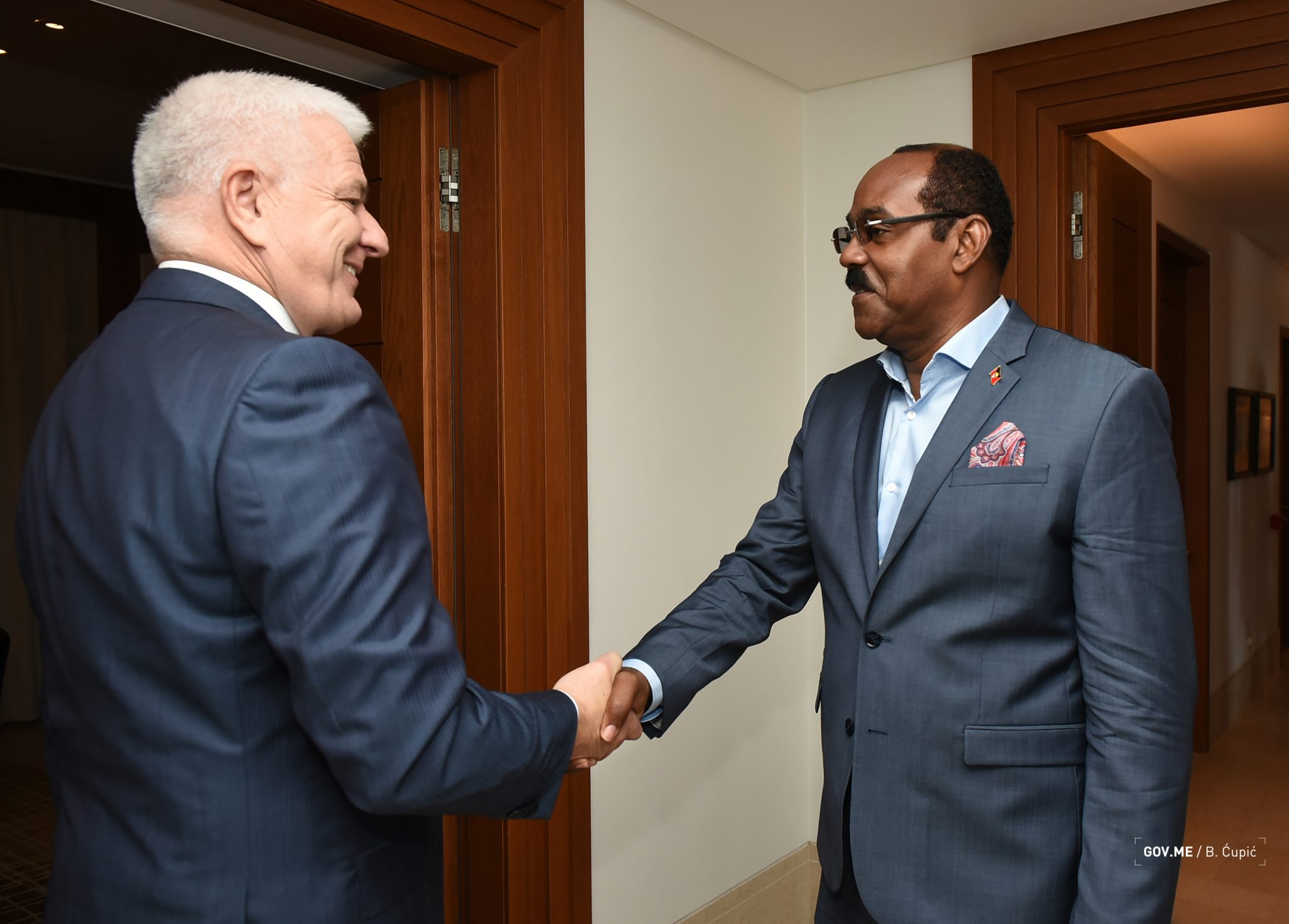 Antigua and Barbuda PM on introducing economic citizenship with Montenegro