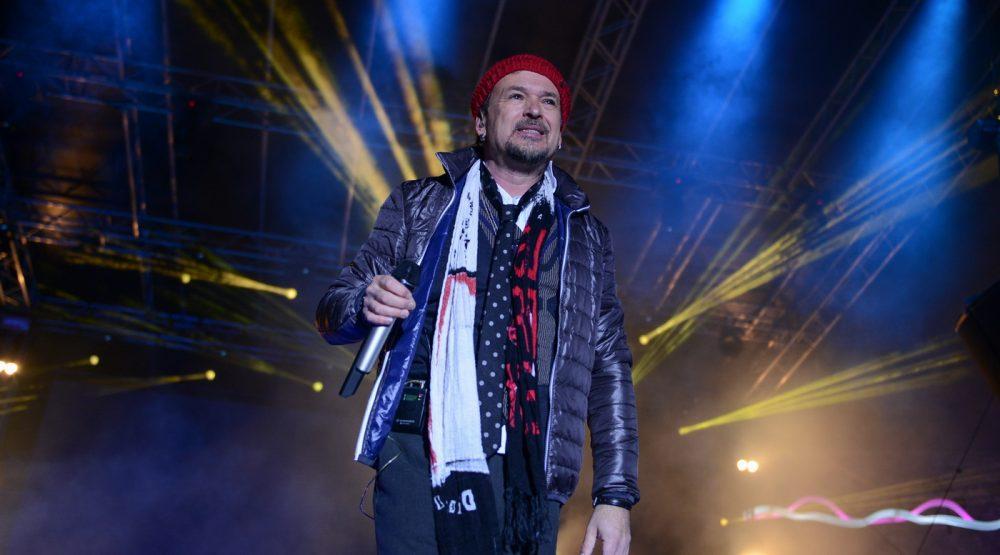 Gibonni's concert on New Year's Eve, Joksimovic's on 1 January
