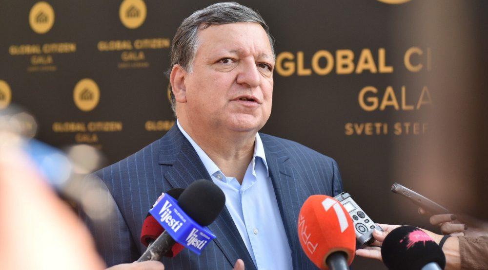No dilemma for Barroso: Montenegro in the EU soon