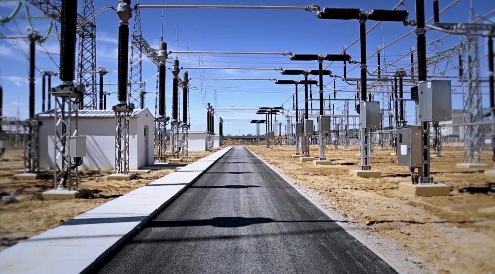 Construction of substation worth €2 million begun in Ulcinj