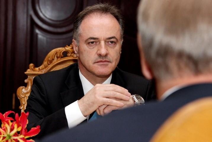 Basic – ambassador to Russia