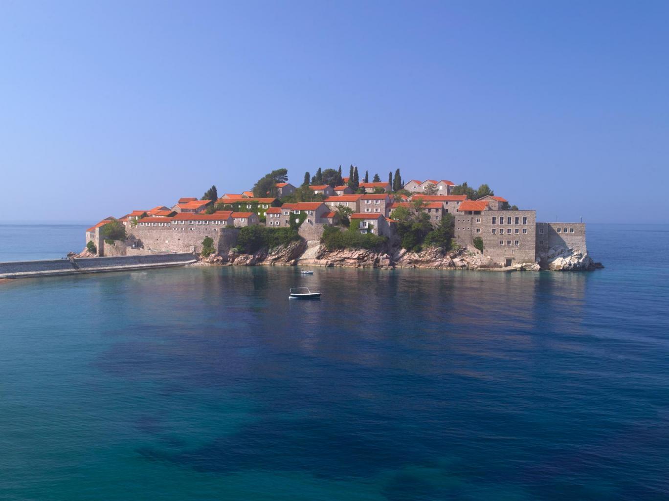 Aman Sveti Stefan, Montenegro – Hotel Review