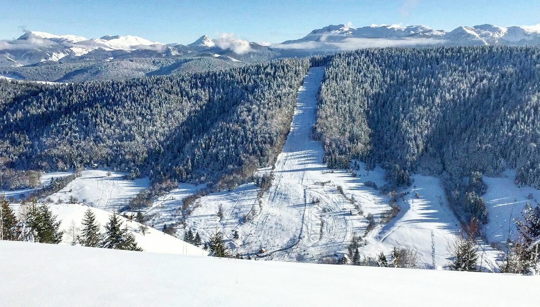 Turjak ski resort opened after 13 years