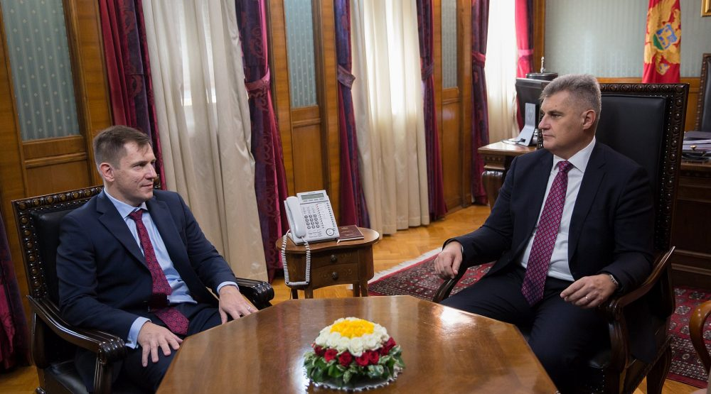 Traditionally good relations between Montenegro and the Czech Republic