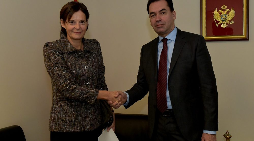 Montenegro is a leader in the EU integration process