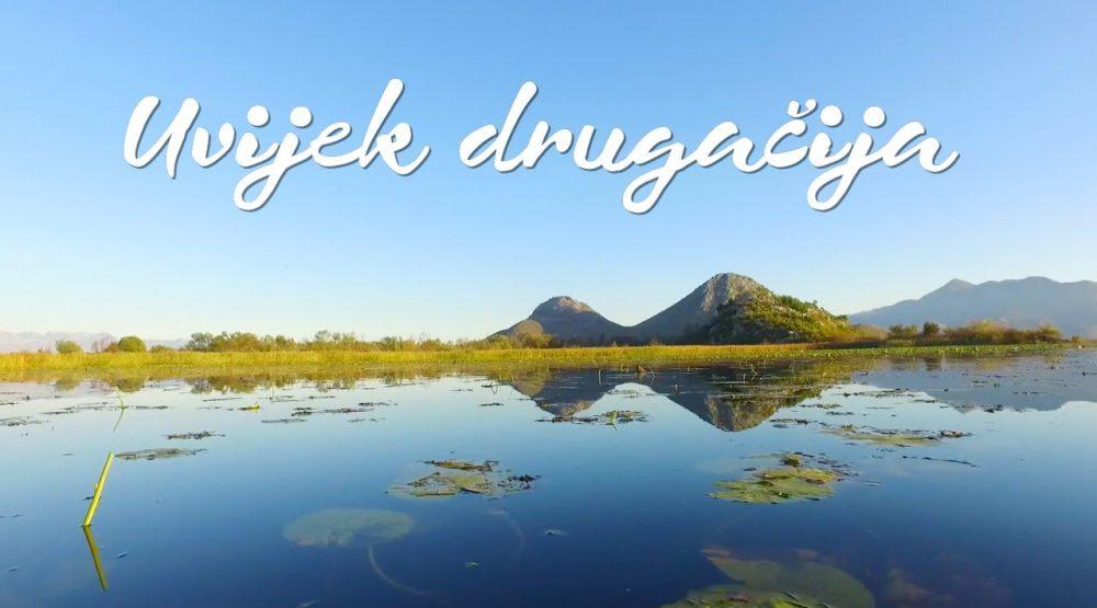 "Award-winning video ""Montenegro-Always Different"""