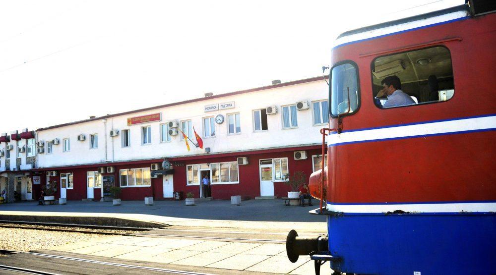 Night train Bar-Belgrade as of Tuesday