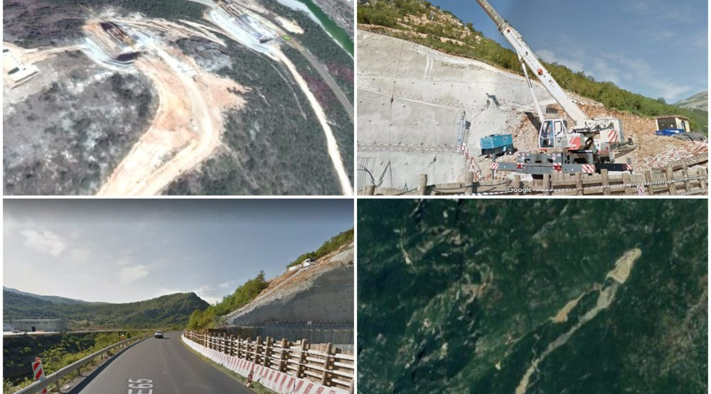 The Mrke tunnel to be bored in 10 days – exclusive aerial footage