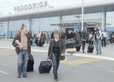 Podgorica Airport welcomes millionth passenger