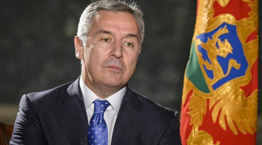 Djukanovic invited to Trump's National Prayer Breakfast