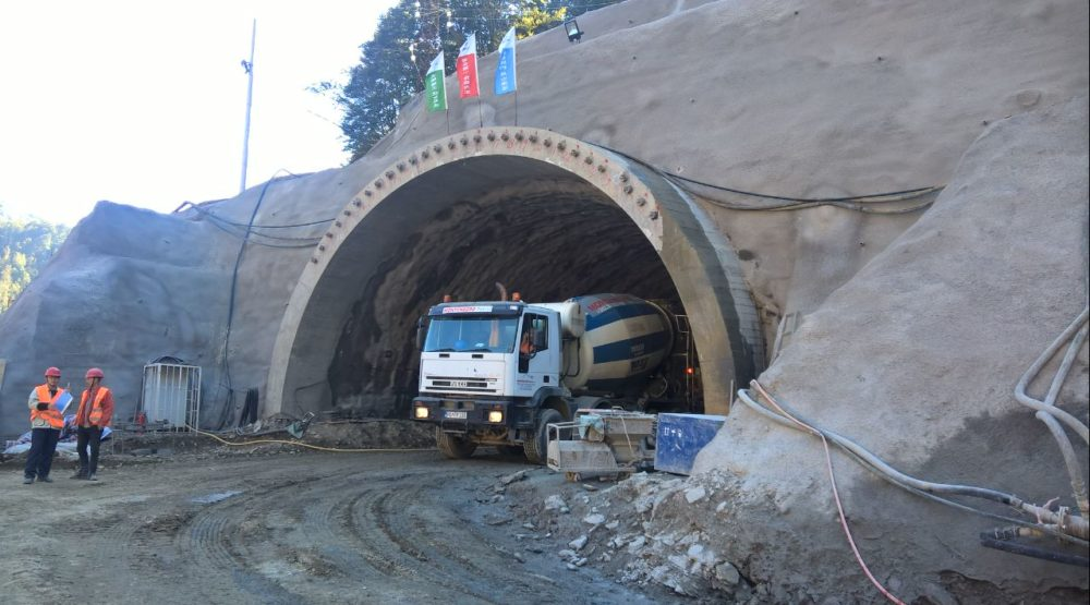 All 16 tunnels to be drilled by summer