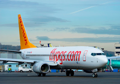 Pegasus plans Tivat flights