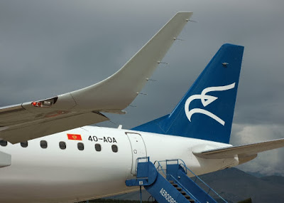 Montenegro Airlines posts Q1 growth