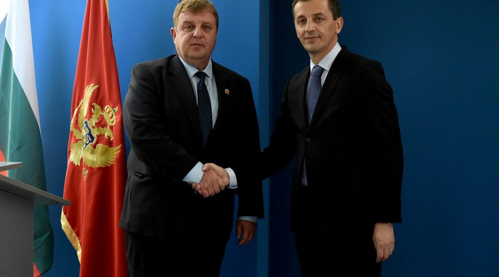 Karakačanov: Montenegro is the most serious candidate for the EU membership