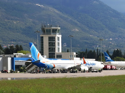 Montenegrin airports maintain growth