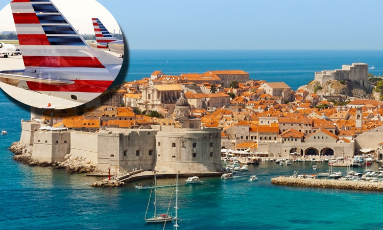 From next June direct flights from Dubrovnik to USA