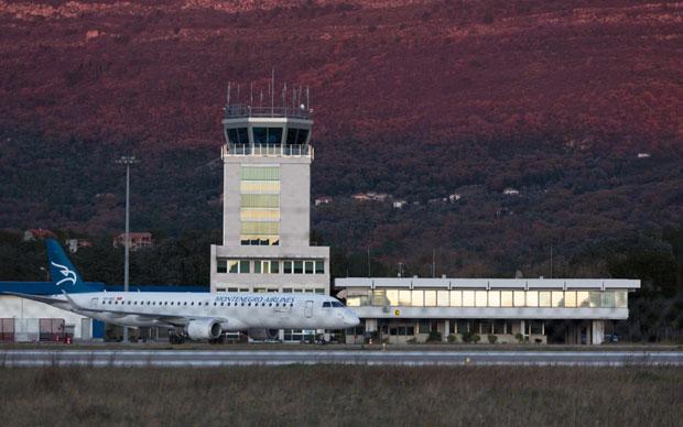 Tivat Airport mulls night-time flights
