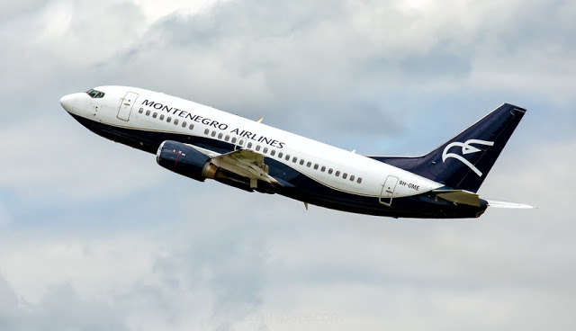Montenegro Airlines maintains growth momentum