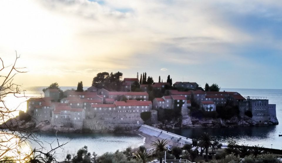 Sveti Stefan: dip into the Adriatic's magical hideaway