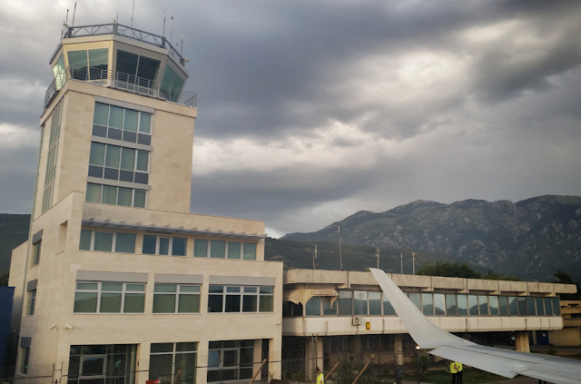 Tivat Airport records busiest day