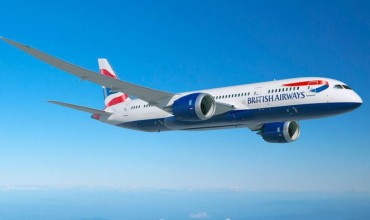 British Airways introduces London-Tivat-London line