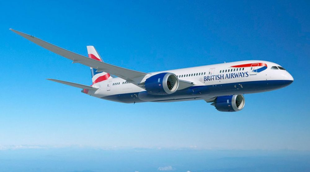 British Airways introduces London-Tivat-London line